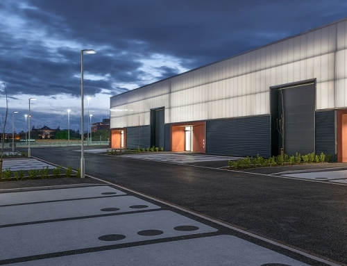 Facilities- Warehouses in Woodlands
