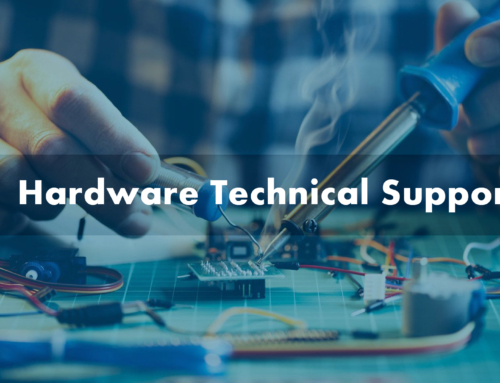 Hardware Technical Support Analysts Vital For An Organization's Success